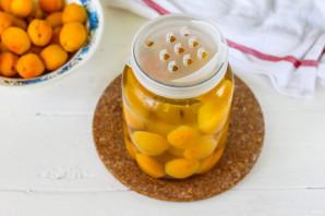 Компот из абрикосов без стерилизации - фото шаг 5