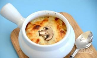 Жюльен из грибов с курицей - фото шаг 4