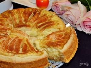 Баварский яблочный пирог - фото шаг 6