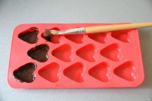 "Конфеты ""Вишня в шоколаде"" - фото шаг 8"
