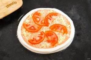 Пицца-шаверма - фото шаг 3