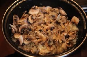 Тефтели в грибном соусе - фото шаг 4