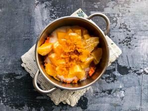 Варенье из апельсинов и моркови - фото шаг 6