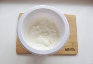 Сметанно-творожный крем для торта - фото шаг 5