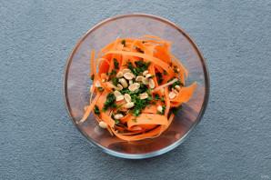 Спагетти из моркови - фото шаг 4