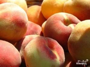 Сухофрукты из персика - фото шаг 1
