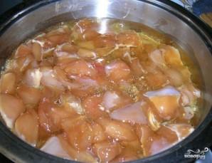 Курица по-китайски с рисом - фото шаг 5