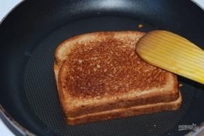 Морковные тосты  - фото шаг 4