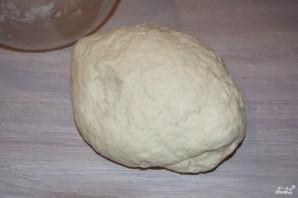 Быстрое дрожжевое тесто для пирога - фото шаг 3