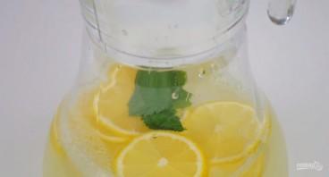 Летние освежающие напитки - фото шаг 3