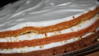 """Торт """"Юлия"""" - фото шаг 6"""