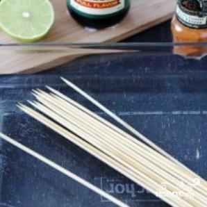 Креветки в сладко-остром соусе - фото шаг 1