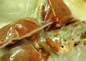 Варено-копченое мясо - фото шаг 2