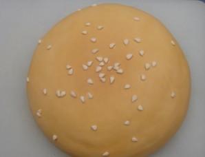 """Торт """"Гамбургер"""" - фото шаг 6"""