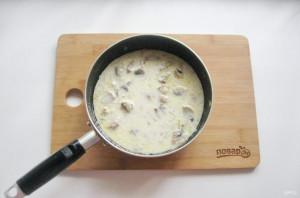 Удон в сливочном соусе - фото шаг 7