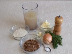 Гречнево-рисовая каша - фото шаг 1
