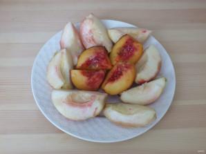 Зефир из персиков - фото шаг 2