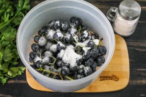 Моченый виноград на зиму - фото шаг 3
