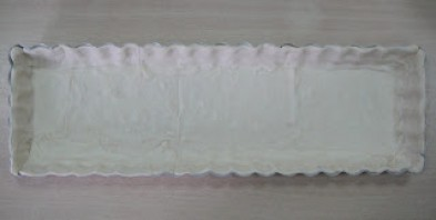Слоеный киш со шпинатом - фото шаг 2