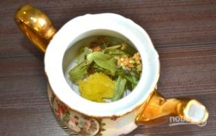 Липовый чай с медом - фото шаг 3