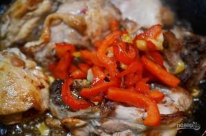 Курица Гунбао - фото шаг 7