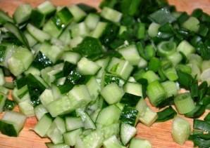 Жиросжигающий салат - фото шаг 1