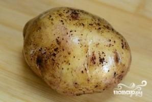 Картофель с творогом - фото шаг 1
