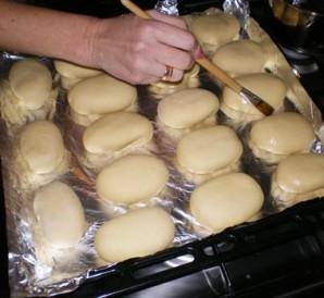Пирожки с тыквой в духовке - фото шаг 6