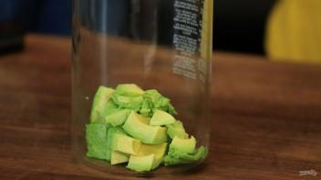 Пюре из авокадо с рыбой - фото шаг 4