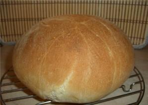 Хлеб в духовке без дрожжей - фото шаг 5