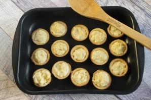 Тарталетки с сыром - фото шаг 6