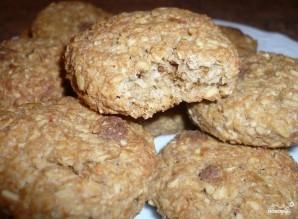 Овсяно-яблочное печенье - фото шаг 6