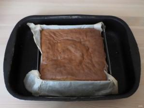 Бисквит из киселя - фото шаг 7