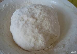 Колбаса в тесте - фото шаг 1