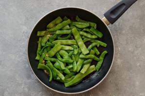 Фасоль с имбирем и чесноком - фото шаг 5