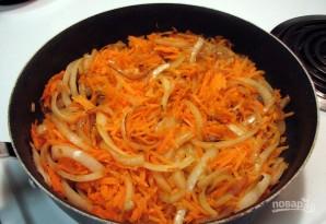 Тушеная говядина с морковью - фото шаг 5