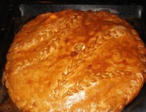 Капустный пирог - фото шаг 22
