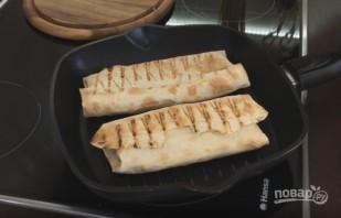 Вкусный домашний бутерброд (шаурма по-домашнему) - фото шаг 8