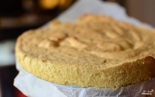 Бисквитные пирожные - фото шаг 8
