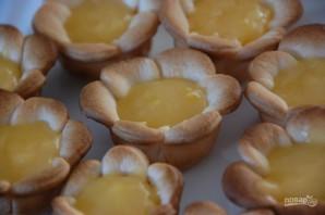Ромашки с лимонным курдом - фото шаг 4