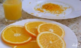 Индейка с апельсинами в мультиварке - фото шаг 2
