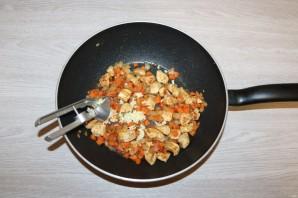 Гречка по-купечески с курицей - фото шаг 8