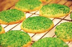 Простое сахарное печенье - фото шаг 4