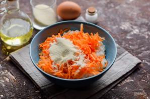 Морковно-рисовая запеканка - фото шаг 4