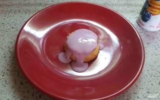 Творожный пудинг в духовке - фото шаг 7