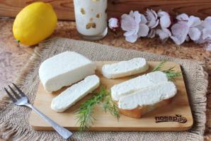 Домашний сыр из магазинного молока - фото шаг 8