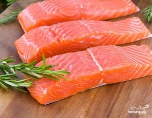 Котлеты из фарша лосося - фото шаг 1