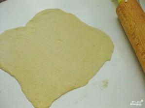 Постные булочки с корицей - фото шаг 3