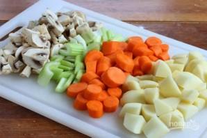Сытное мясное рагу с овощами - фото шаг 10