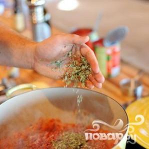 Говядина в болонском соусе - фото шаг 10